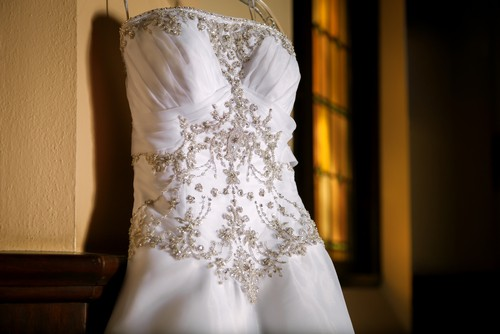 Wedding Gown Stains Removal Tips