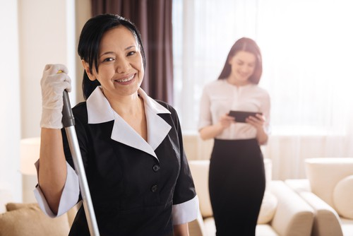 Is It Worth to Hire A Part-Time Maid?